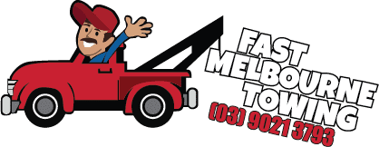 towing mebourne logo
