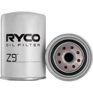 Ryco oil filter designed regular road vehicles.