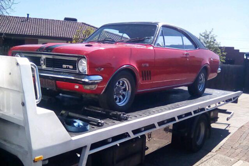 Specialised towing service in Melbourne Australia; towing specialised vehicles from all shapes and sizes.
