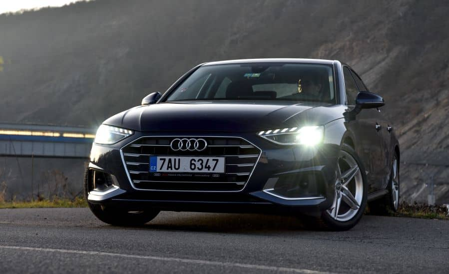Audi A4, one of the safest used cars according to UCSR