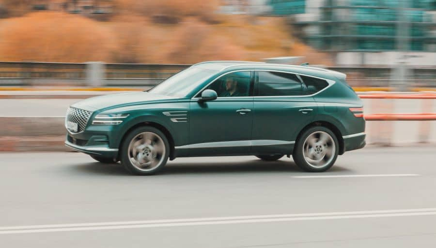 Genesis GV80 was tested in October 2020 and has retained a five-star rating onwards.